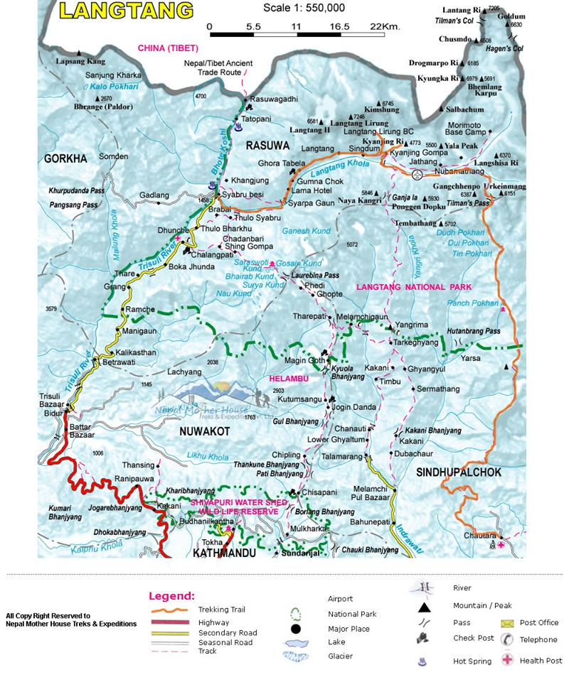 карта дантанг
