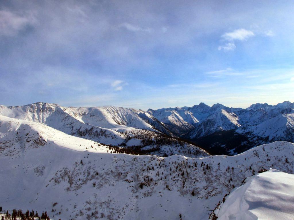 Отчет о лыжном походе 1 к.с. по Араданскому хребту Западный Саян