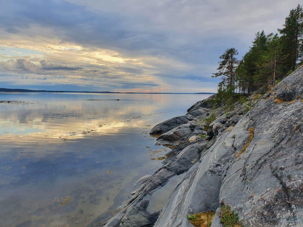 Суровая красота северного края. Острова Илейки
